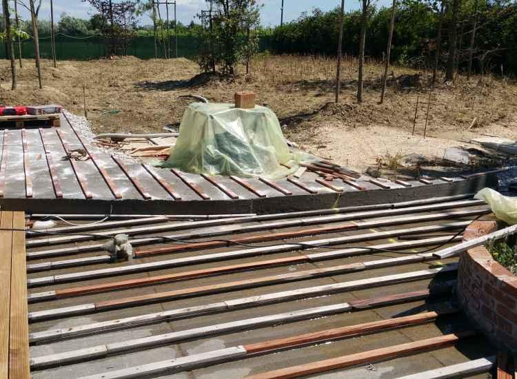 Pavimento Esterno Legno : Montecarlo pavimenti treviso vendita e posa legno per esterni